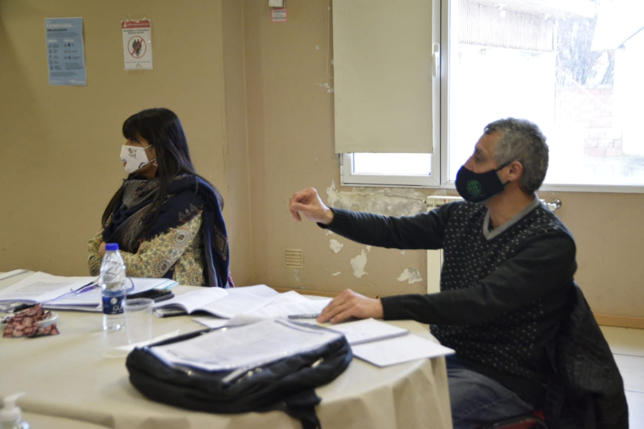 ATE Santa Cruz volvió a pedir al ministro de salud la conformación del Comité de Crisis del HRRG
