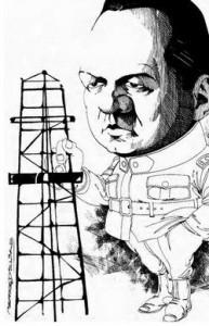 General Mosconi Torre petrolera