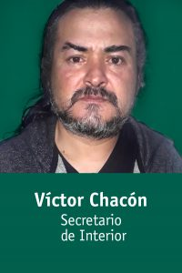 secretario interior