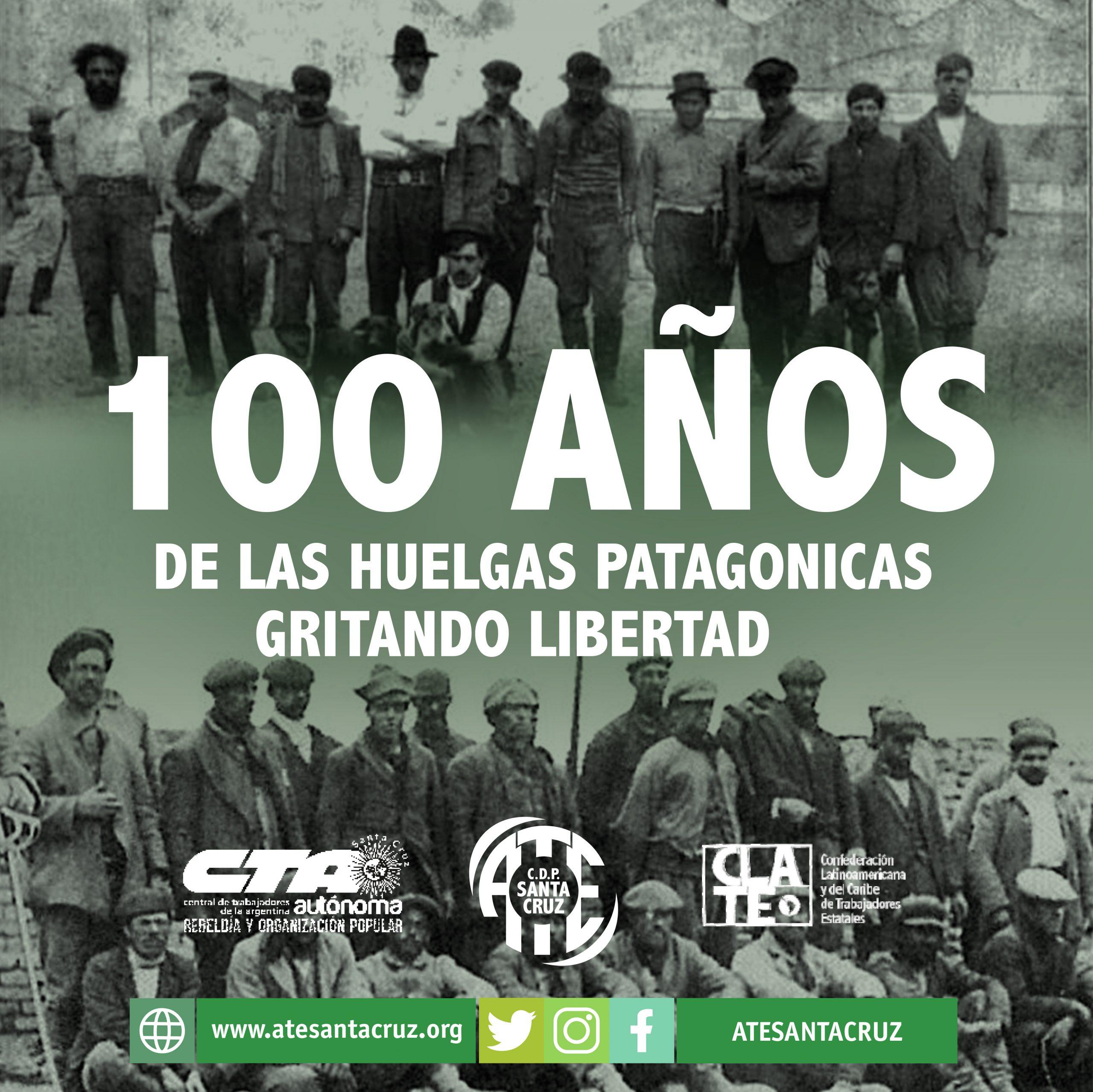 Memoria Verdad y Justicia para los fusilados de la patagonia a 100 años de la masacre