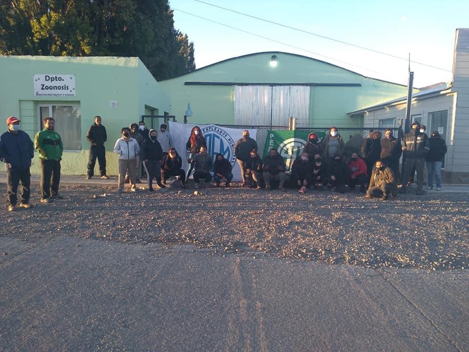 ATE logró el pase a planta permanente de trabajadores de la Municipalidad de Perito Moreno