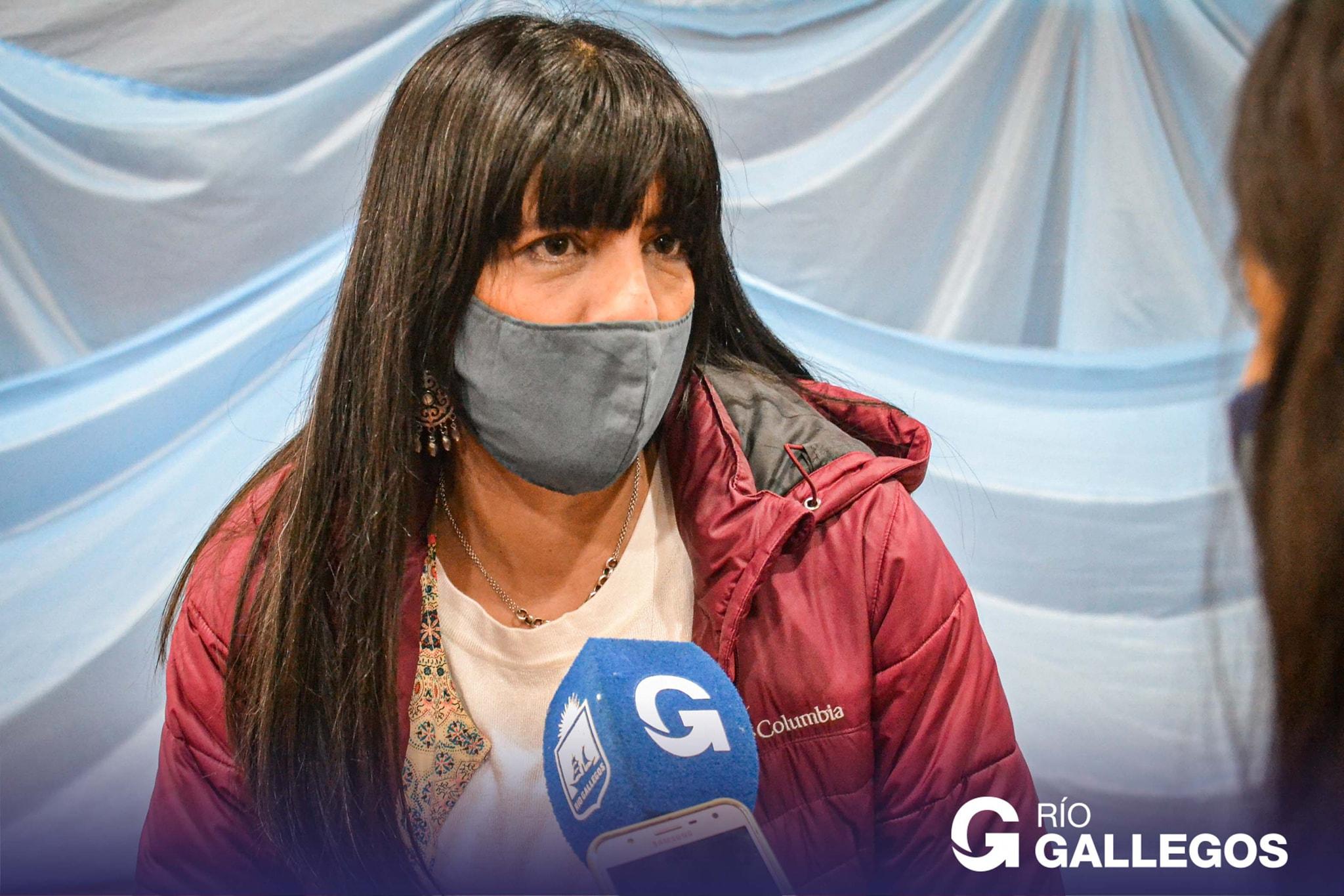 """Olga Reinoso: """"La pandemia ha resaltado la importancia del rol de Estado"""""""