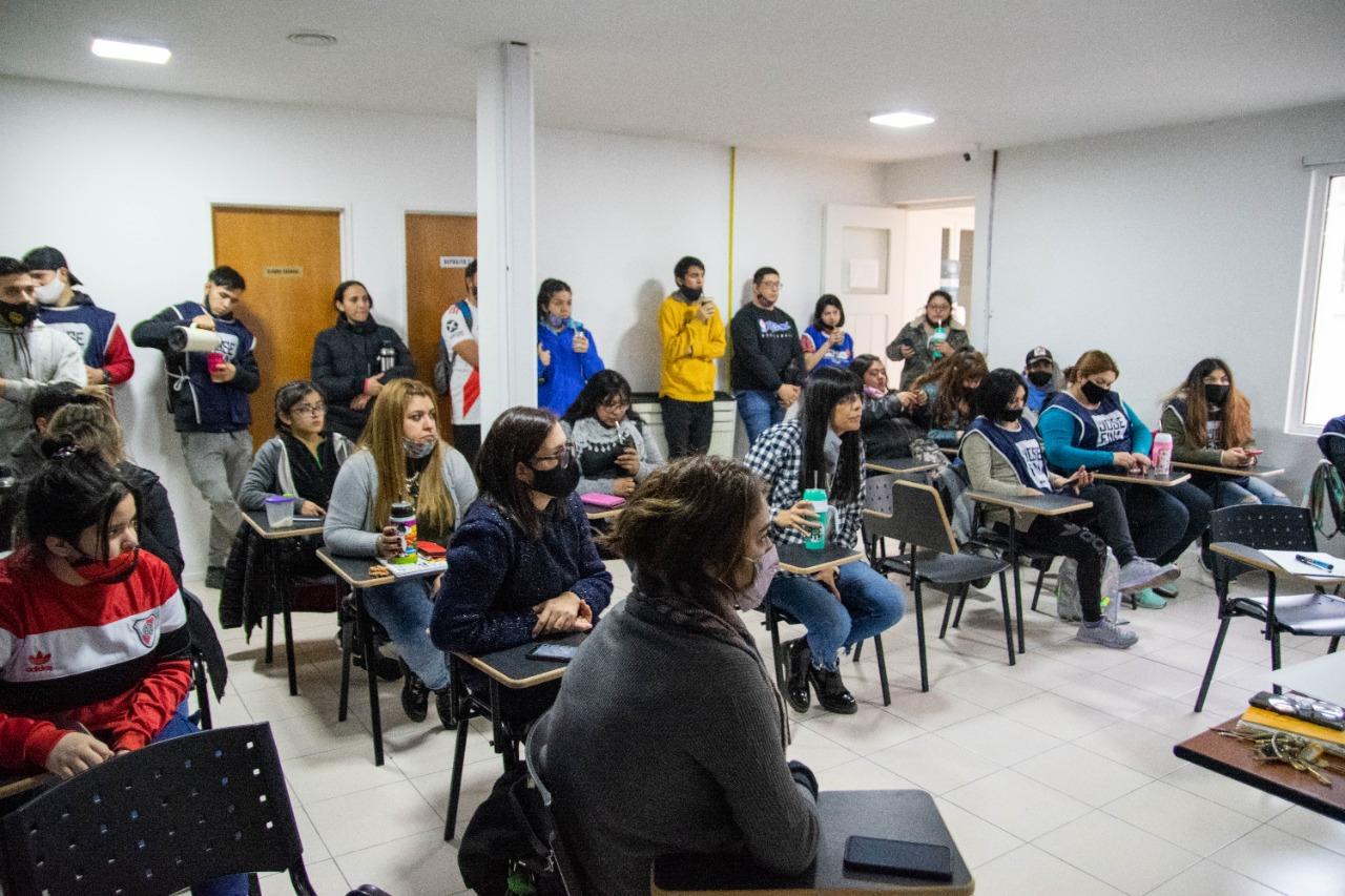 Gran encuentro Patagónico de Juventudes con Santa Cruz protagonista
