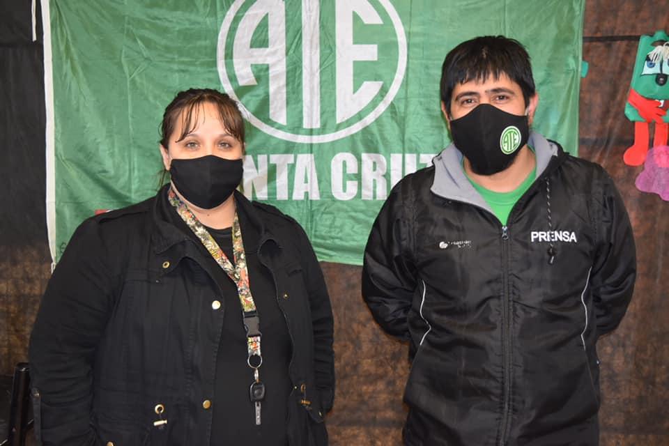 ATE Pico Truncado exige priorizar el  convenio colectivo municipal